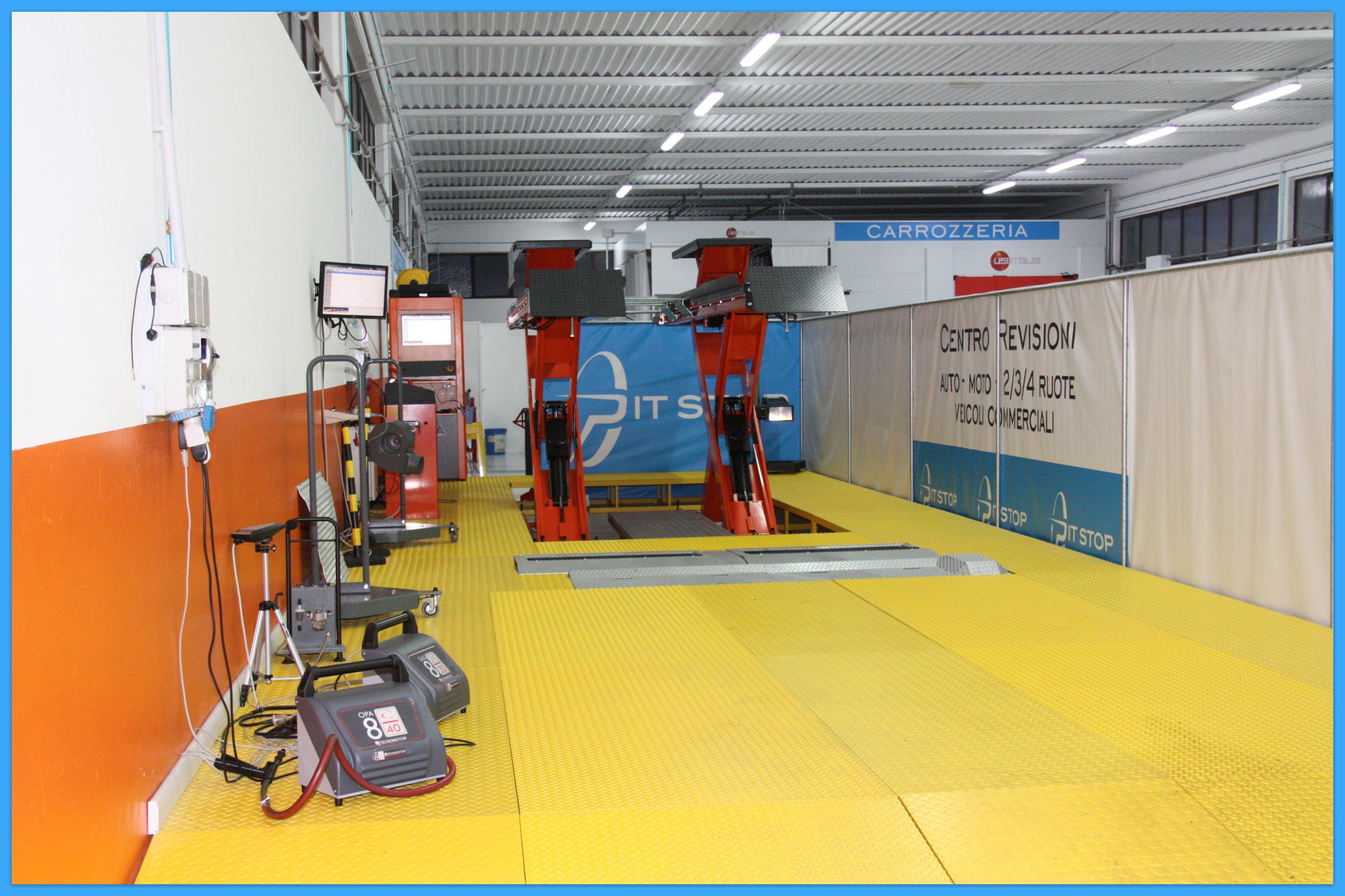 Centro Revisioni Auto - Pit Stop s.r.l. revisione auto montebelluna